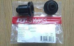 DT Swiss Nabenendkappen HR auf 5x135mm Schnellspanner HWGXXX0001528S / 4463S