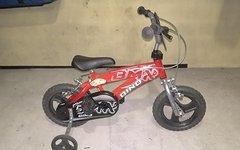 """Dino- 12"""" BMX für Kinder"""