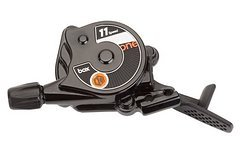 Box Components ONE PUSH PUSH SHIFTER 11 SPEED, BLACK