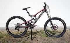Santa Cruz V10.5 Carbon TOP Zustand