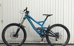 Specialized Demo 8 I Carbon 2014  L *Top Ausstattung *
