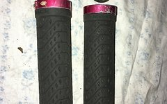 Sixpack Griffe K-Trix schwarz / rot