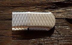 Cannondale Chainsuck Blech aus Edelstahl
