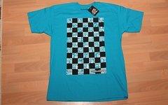 Troy Lee Designs T-Shirt Gr. L Blau ( fällt sehr Groß aus eher XL )