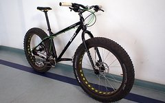 Surly Ice Cream Truck OPS Fatbike Ritchey Prologo XT Race Face