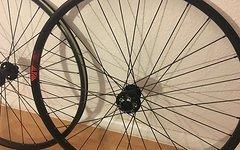 Ride Alpha Laufradsatz 27,5 15x100 / 12x142 inkl. XDrive