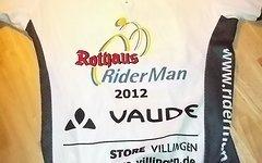 Vaude Rothaus RiderMan 2012  - MTB / Radtrikot; Gr.XL