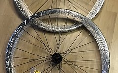 Mcfk Carbon Laufradsatz 29 Zoll | UD-Matt | Tune King / Kong