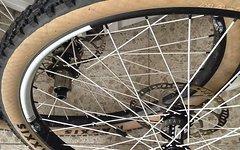 """NS Bikes Boost 29"""" Laufradsatz, mit Reifen und Scheiben"""