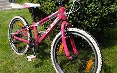 "Cube Kid 200 Girl 20"" Zoll Mountainbike Kinderfahrrad"