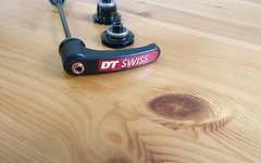 DT Swiss Umrüstkit auf Schnellspanner 100mm für TRICON Nabe