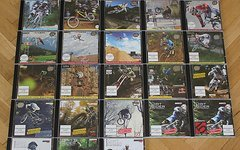 Mtb Rider Dirt Rider Issue 01 - 28 (Dvd Sammlung) Filme