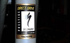Specialized STUMPJUMPER COMP, Shimano XT, Tange Prestige