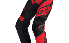O'Neal Element Pant Black/Red 30 *NEU*  BLOWOFF