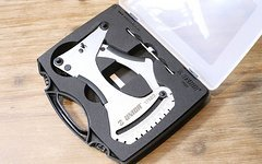 Unior Speichenspannungsmesser für den perfekten Laufradbau
