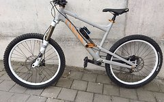 Canyon TORQUE 7.0 TRAILFLOW 2012 in Gr. L ENDURO FREERIDER TOPZUSTAND!