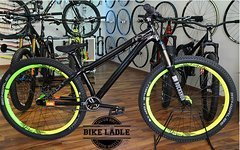 NS Bikes Decade Custom Dirt/Street Bike Rock Shox Argyle
