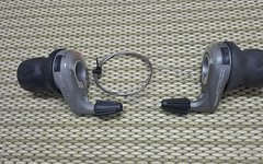 SRAM Attack Drehgriffschalter 3/8-fach - Shimano kompatibel