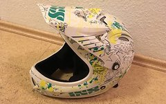 IXS Downhill Helm Jugend Youth