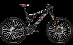 Rotwild X+ FS 27.5 Evo Gr. S black Modell 2016 NEU