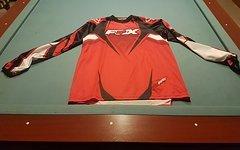 Fox Long Shirt Jersey Größe M Downhill Freeride Shirt