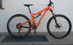 """Santa Cruz 5010 CC -27,5"""" - Gesamtgewicht 11,5 kg - NEUER PREIS"""