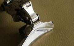 Shimano Umwerfer 600 FD-6207 DP Schellen 28,6mm