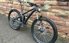 Yeti SB4.5 Carbon - Gr. M - FOX ENVE Syntace Carbonlaufräder