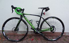 Haibike RX Noon Carbon Disc Ultegra