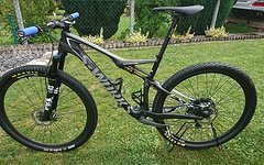 Specialized S-Works Epic FSR World Cup Rahmen