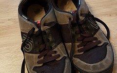 Five Ten Freeride grau EU 46 UK 11 US 12 // Schuhe Shoes Stealth grey 5.10