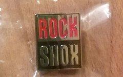 Rock Shox Anstecker