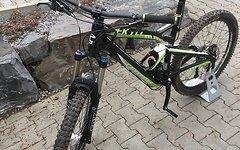 Cannondale Yekyll3 Shimano Saint Bremsen und absenkbare Sattelstütze Reverb