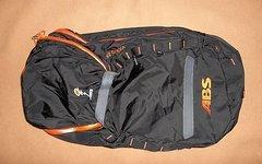 Abs Vario 25 Packsack black/orange