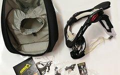 Leatt Brace DBX Pro Carbon Nackenschutz / White/Black /