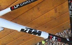 KTM Alp Challenge Rahmenkit für Rohloff