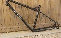 Mw-Cycles Rahmenkit Chromo 4130