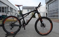 Scott Genius Tuned 2015 L