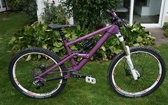 Liteville 601 Komplettbike, XX1, Größe S