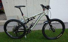 Transalp Top Trail/allmountain Bike Super Preis/Leistung