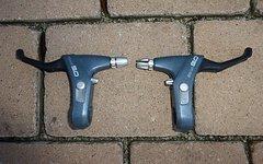 SRAM 9.0 Bremshebel V-brake, blau