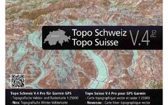 Garmin Topo Schweiz V4