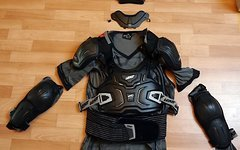 Leatt Adventure Body Protector Safetyjacket