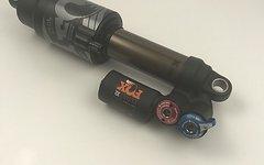 Fox FLOAT X2 241x76mm inkl. 2-POS. Hebel - TOP ZUSTAND