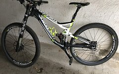 Cannondale Trigger 29 Lefty Carbon Gr. M
