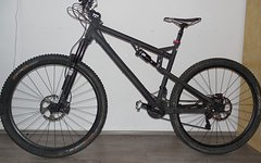 Nicolai Helius TB 29 Rahmen Gr. XL