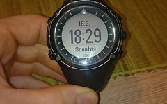 Suunto Ambit 1, Black incl. Brustgurt