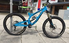 Transition TR250 custom