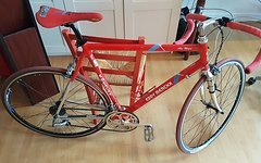 Eddy Merckx Alu Mega komplett Shimano 600 Spitzenzustand