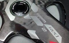 SRAM RED 22 Kurbel 11-fach standard-BB30 NEU 53/39